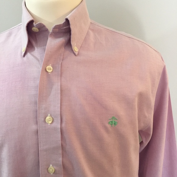 "e427a22bf Brooks Brothers Other - Brooks Brothers ""The Original Polo Shirt"" Oxford S"
